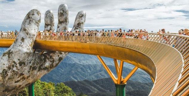 Explore Ba Na hills ( Golden Bridge) from Hoi an – Private tour