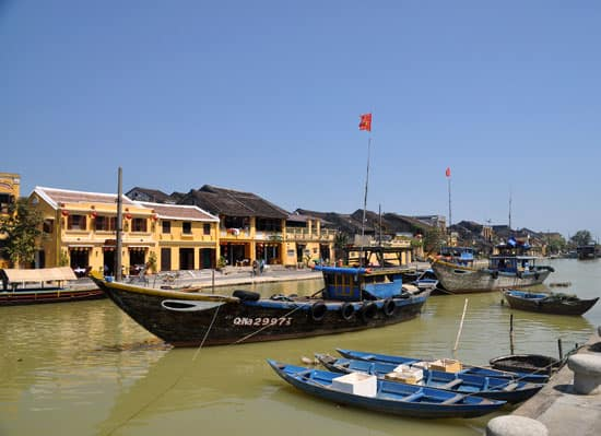 Hoi An to Hue by car