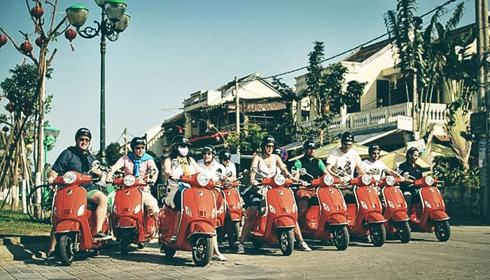 Hoi An Food Tour By Electric Scooter