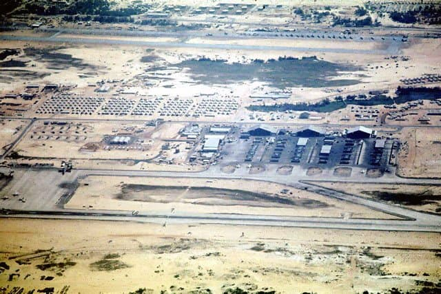 chu lai airport in the war