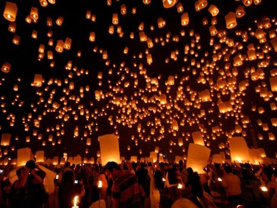 Things to do in Hoi An - LANTERN FESTIVAL