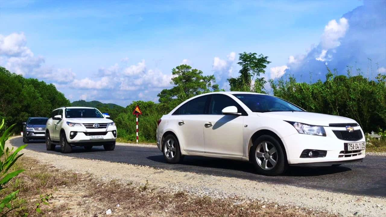 5 best ways to travel from Hoi An to Hue 2019