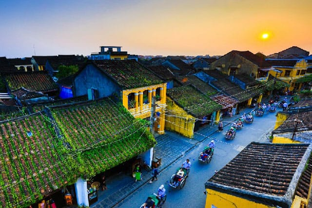 SOME EXPERIENCE WHEN TRAVELLING TO HOI AN 1