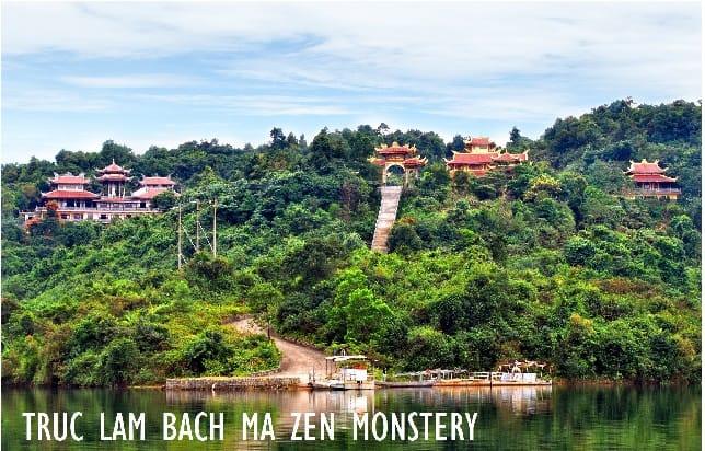 Truc Lam Bach Ma Zen Monastery – The Mystery Charm in Hue