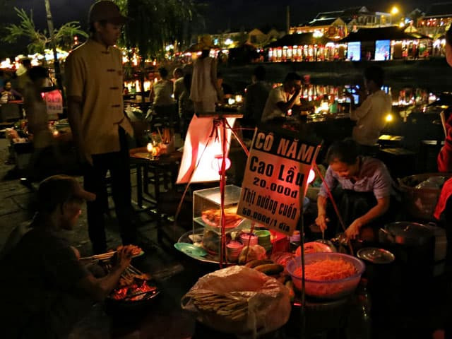 Street foods in Hoi An 1
