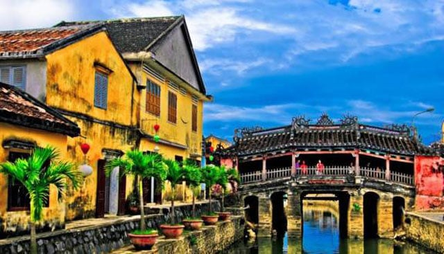 Tourist attraction in hoi an 1