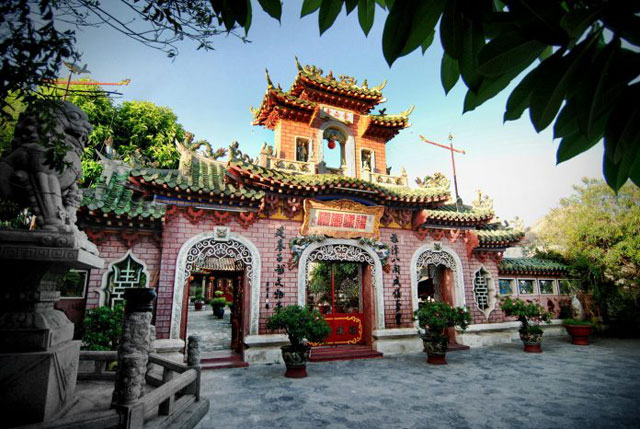 Tourist attraction in hoi an 12