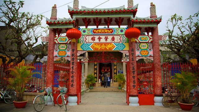 SOME EXPERIENCE WHEN TRAVELLING TO HOI AN 23