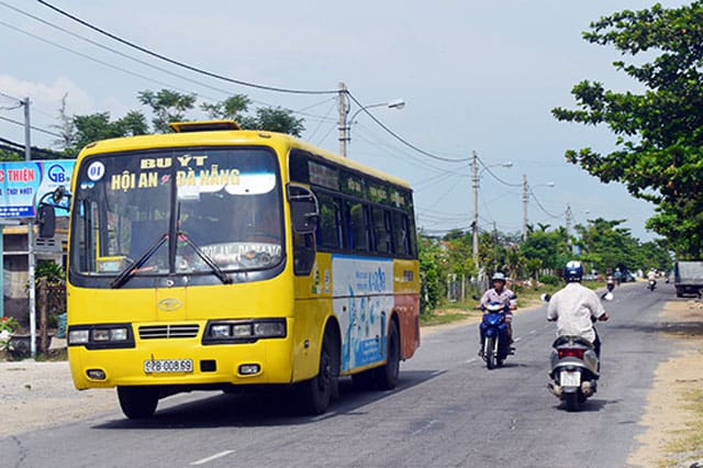 SOME EXPERIENCE WHEN TRAVELLING TO HOI AN 3