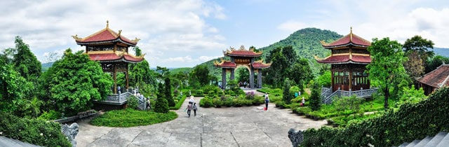 Truc Lam Bach Ma Zen Monastery 6
