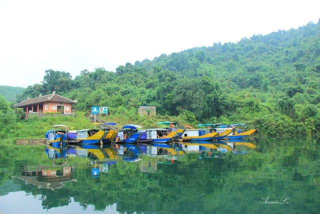 Truc Lam Bach Ma Zen Monastery 9