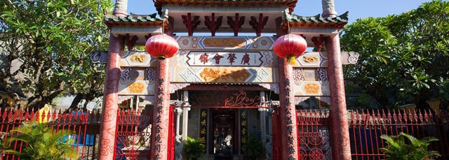 Visit Cantonese Assembly Hall on your trip to Hoi An