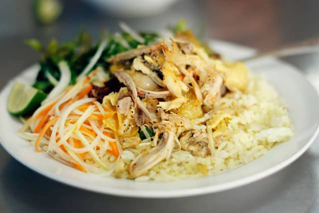 CHICKEN RICE - THE TASTE OF HOI AN