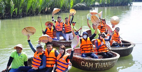 Cam Thanh Coconut Village Private Tour from Hoi An