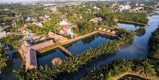 Cam Thanh Coconut Village from Hoi An- Private Tour