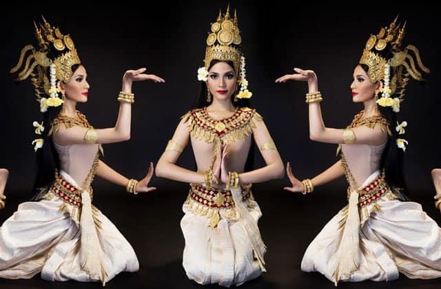 Cham's dance